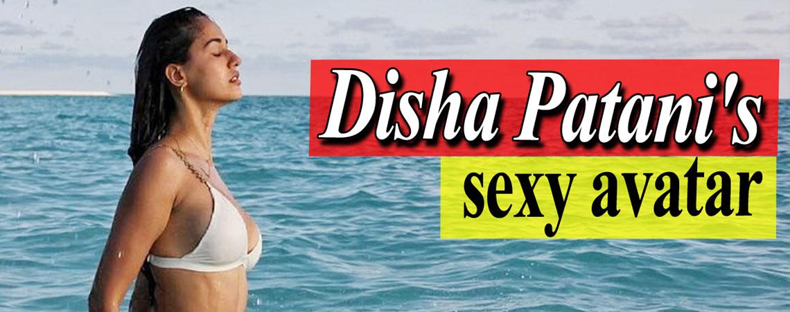 Disha Patani is white hot in new bikini post